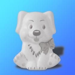 Куче с панделка