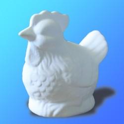 Шарена кокошка